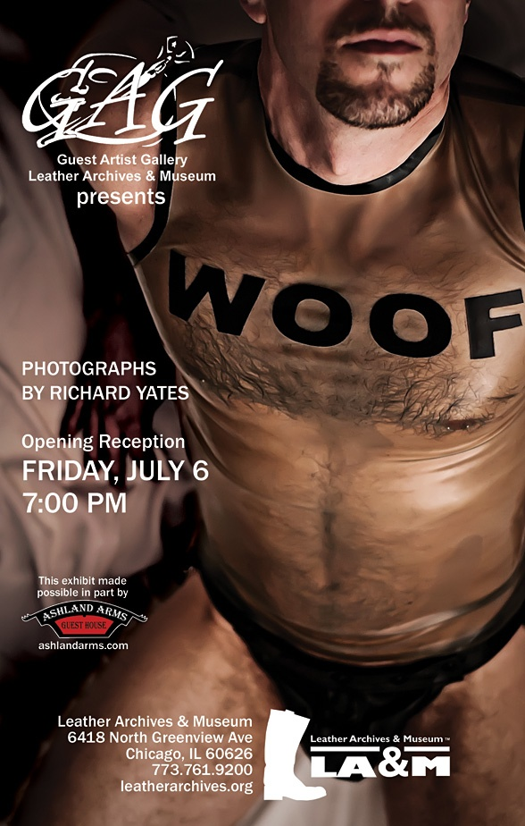 Now showing: Richard Yates a photographer with over 25 years of combined experience, Richard is based in Minneapolis, Minnesota. His work includes portraits, weddings, commercial product, advertising and marketing, with a specialty in male erotic photography.