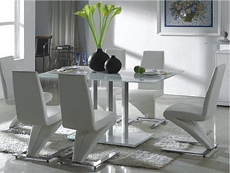 8 best Dining room table images on Pinterest Glass dining table