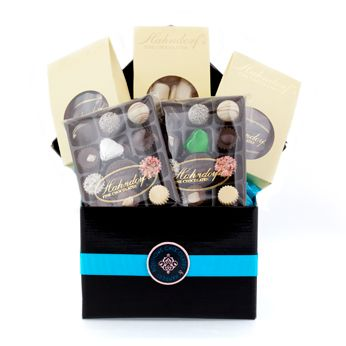 CHOCOLATE HAMPERS, GIFT HAMPERS MELBOURNE
