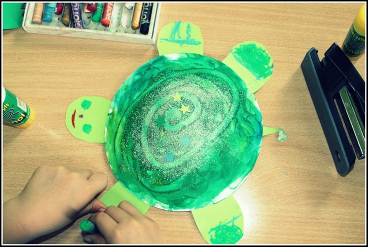 how to make a paper turtle