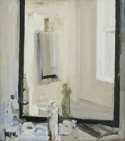 Eilif Amundsen, Atelier speil