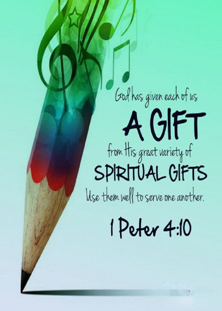 256 best its all about jesus images on pinterest bible quotes 1 peter 410 niv each of you should use whatever gift christian quoteschristian lifespiritual negle Image collections