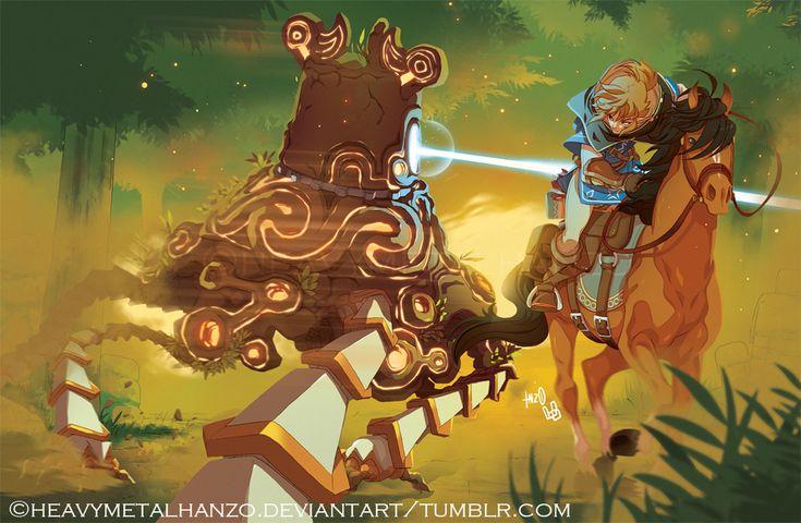 The Legend of Zelda-Wii U by HeavyMetalHanzo.deviantart.com on @deviantART