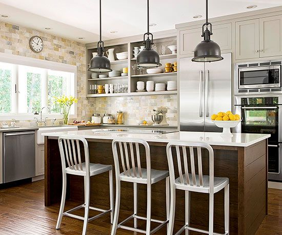 94 best images about kitchen lighting on pinterest - Best kitchen lighting fixtures ...