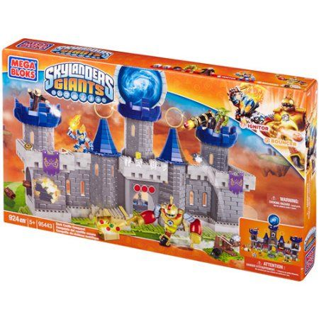 mega bloks my fairytale castle instructions