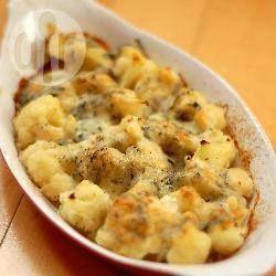 Cavolfiore gratinato al forno @ allrecipes.it