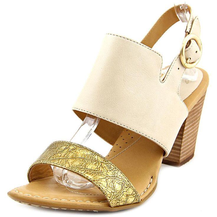 Born Crown Gaby Women US 7 Ivory Sandals EU 38 3750 in Clothes, Shoes & Accessories, Women's Shoes, Sandals & Beach Shoes   eBay