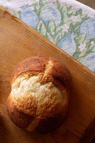 homemade breadBreads Recipe, Round Loaves, Recipe Breads, Breads Bakeries, French Breads, Homemade Breads, Baking Breads, Recipe Made In A Mason Jars, Crusty Round