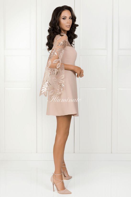 d237cbb010e EMILY beżowa w 2019   Sukienki   Dresses, Color i Fashion