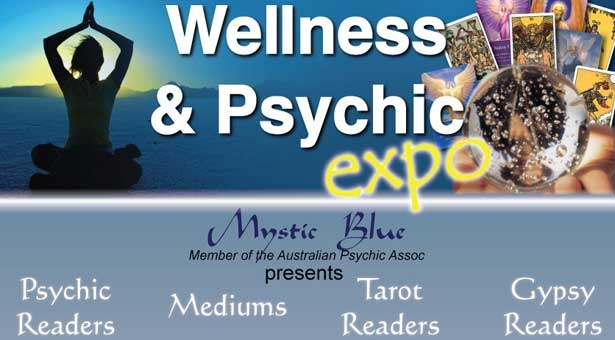 Psychic Readers, Mediums, Tarot Readers, Gypsy Readers. Exhibitors of Alternative Therapies; Dance & Fitness, Spiritual Drawings, Food courses, Yoga, Health Stalls, Massage, Reiki and Crystals. Guest speakers covering health and well being.