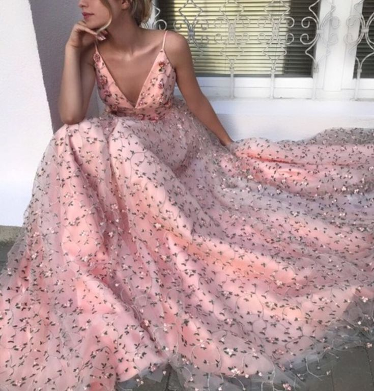 Long Floor Length ball gown quinceanera dresses Evening #prom #promdress #dress #eveningdress #evening #fashion #love #shopping #art #dress #women #mermaid #SEXY #SexyGirl #PromDresses