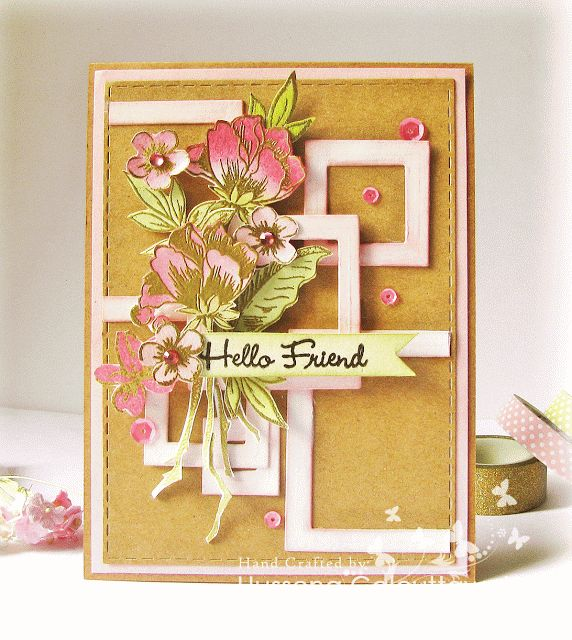 Quill and Punch Works: Altenew | A Year in Review Blog Hop