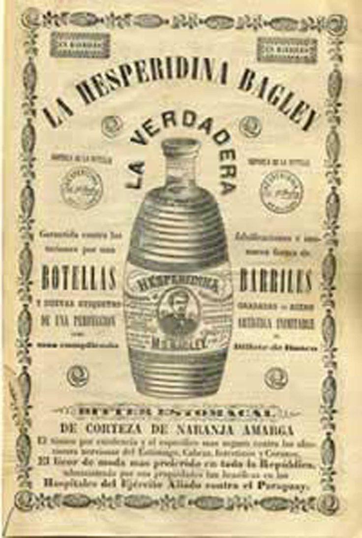 La Hesperidina es una bebida argentina a base de corteza de naranjas amargas o agrias y dulces de frutos inmaduros los cuales tienen gran contenido de flavonoides (hesperidina, neohesperidina y narangina).1 Su creador fue el estadounidense Melville Sewell Bagley, fundador de la empresa argentina Bagley, en 1864. Hoy se sigue produciendo y consumiendo en Argentina.
