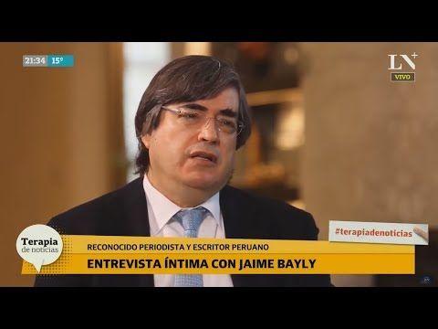Pin En Dibujos Jaime bayly entrevista a ángel martínez. pinterest