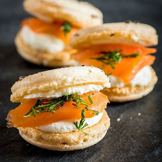 #delicious #appetizer #macarons #salmon #cheese #food #foodphotography #instafood #foodie #photooftheday #yum #yummy #sweet  #salty  #mariusdragnero