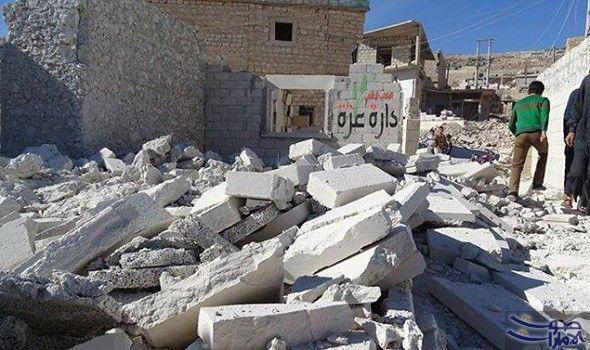 مقتل 7 مدنيين في قصف للطائرات الحربية…: دارت اشتباكات وصفت بالعنيفة في محاور الشيخ خضر وبستان الباشا والهلك في مدينة حلب بعد منتصف ليل…