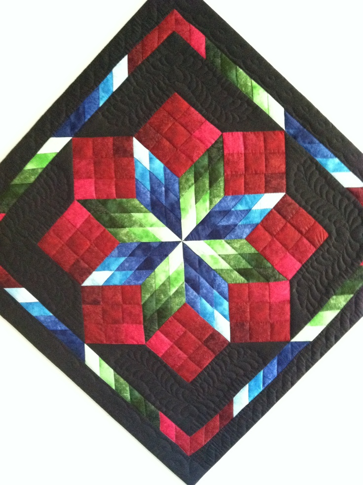 Amish Wall Hanging Quilt Quilts Pinterest Wall