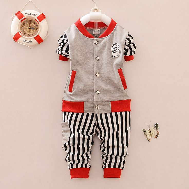 http://babyclothes.fashiongarments.biz/  New 2016 Casual Tracksuits Kids Fashion Spring/Autumn Striped Pants + Baseball Clothing Coat Children Sports Wear For Boy 4color, http://babyclothes.fashiongarments.biz/products/new-2016-casual-tracksuits-kids-fashion-springautumn-striped-pants-baseball-clothing-coat-children-sports-wear-for-boy-4color/, USD 7.94/pieceUSD 19.28/pieceUSD 14.04/pieceUSD 8.85/pieceUSD 10.18-10.99/piece   welcome to my store. The goods is good quality. And all the size…