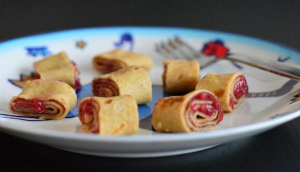 Grove pannekaker til middag, dessert eller som matpakkefyll! (Bakekona)