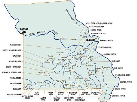 black river missouri float | Missouri Float Trip Rivers