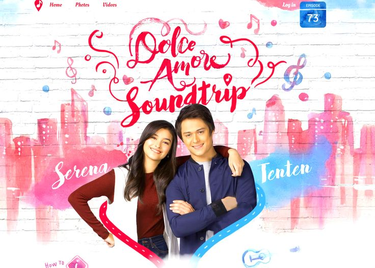 Dolce Amore Soundtrip Old image Poster