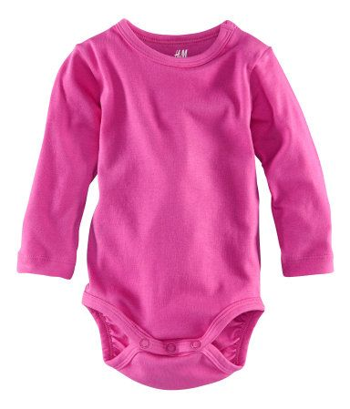 solid color onesies...perfect with funky leg warmers :)