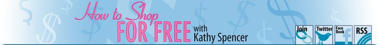 How to Shop for Free with Kathy Spencer | extreme couponing, deals and the secrets to shopping for free