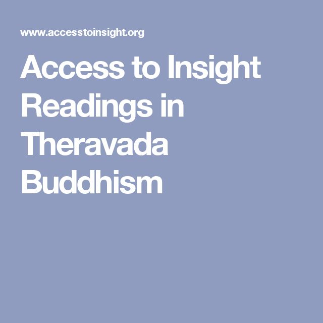 77 best living buddhism images on pinterest buddhism christian access to insight readings in theravada buddhism fandeluxe Choice Image