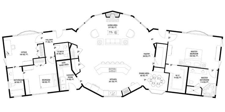 Like it!House Floors, Plans Connection, Floors Plans, Round Floorplans, Floorplans Deltec, Floor Plans, Ideal Floors