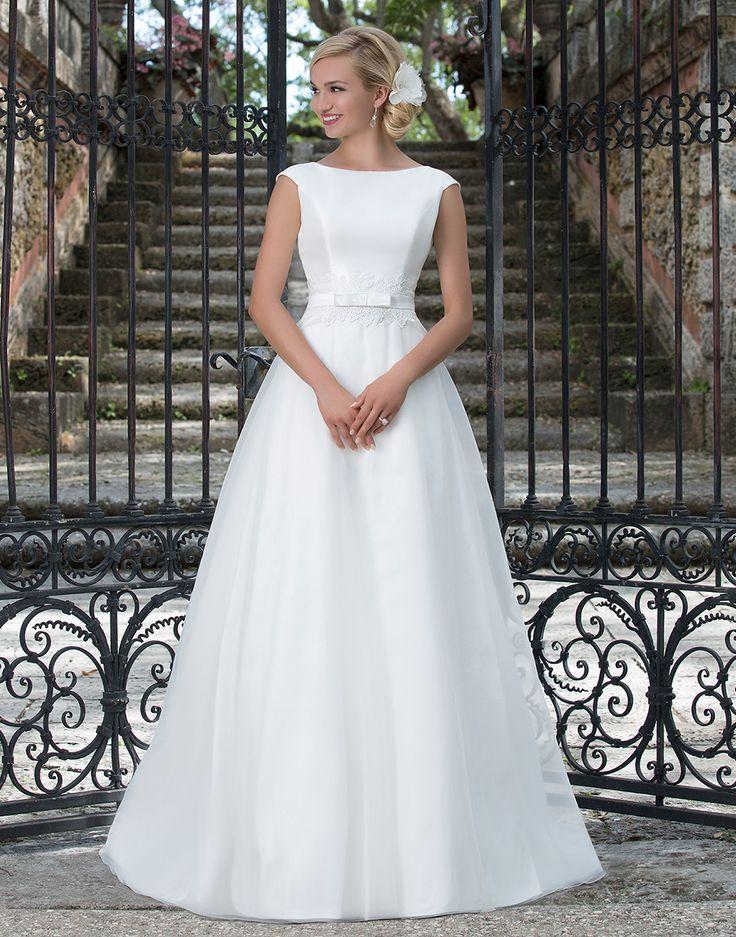 169 best Justin Alexander Bridal Gowns images on Pinterest | Wedding ...