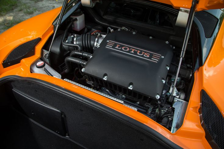 2017 Lotus Evora Engine Specifications