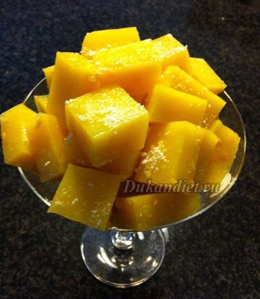 Лимонный мармелад | Диета Дюкана