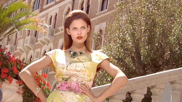 Video Lagune Extase: Bianca Balti e L'Oréal Paris alla Mostra di Venezia - Vogue.it