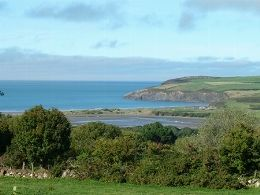 Nant y Blodau Bach, Newport | 4 Star Holiday Cottage in Wales | Coastal Cottages of Pembrokeshire UK
