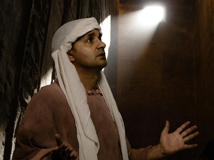 Free Bible Images Of Joseph In Prison Interpreting The