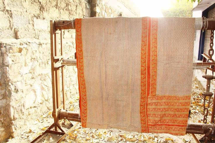 Winter Gudri Vintage Kantha Bedspread Throw Cotton Blanket Gudri Twin  ANB-87 #Unbranded #AntiqueStyle #BedspreadBlanketReversible