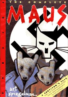 Maus - a survivor's tale. Story of things not to be forgotten