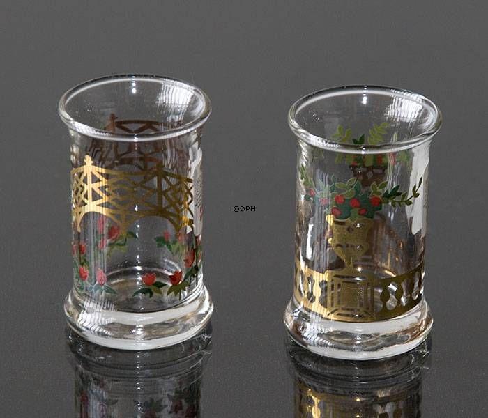 Holmegaard Christmas Juledramglas 1997 2 stk
