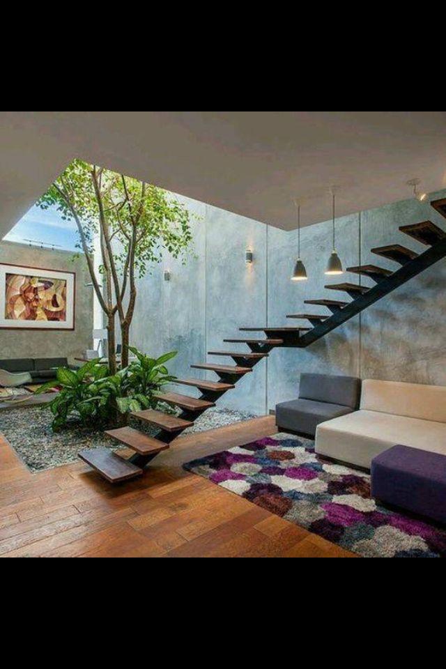 52 besten Stiegenaufgang Bilder auf Pinterest | moderne Treppe ...