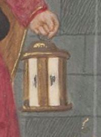 Livre d'heures, en latin et en français, à l'usage de Cambray  1401-1500  Ms-1185 réserve  Folio 105v