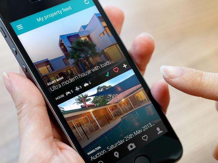 Property app by Guilherme Pocai