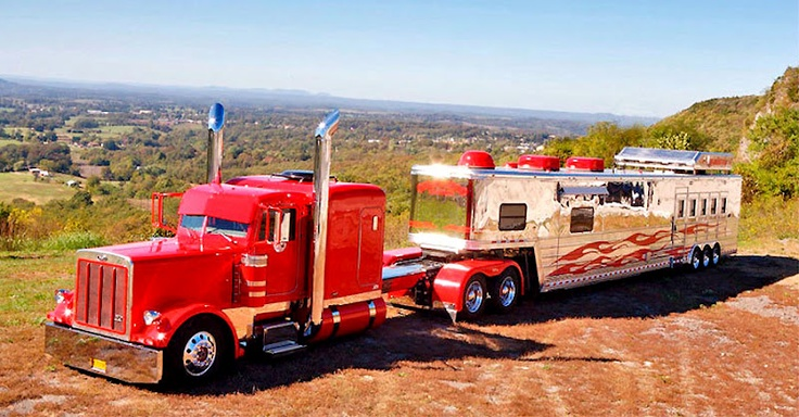 Toys For Trucks Everett : Best th wheel trailers images on pinterest campers
