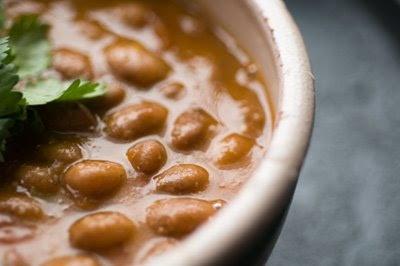 Pinto beans, three ways   Homesick  (Big pot of porky pinto beans, Frijoles a la charra, Borracho beans)YUMMMMMmm