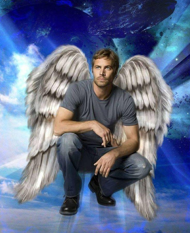 Современные картинки ангелов мужчин сам