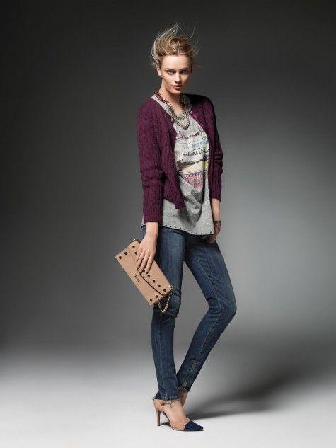 Liu Jo Handtassen Winter 2014 : Liu jo jeans fall winter passion for fashion