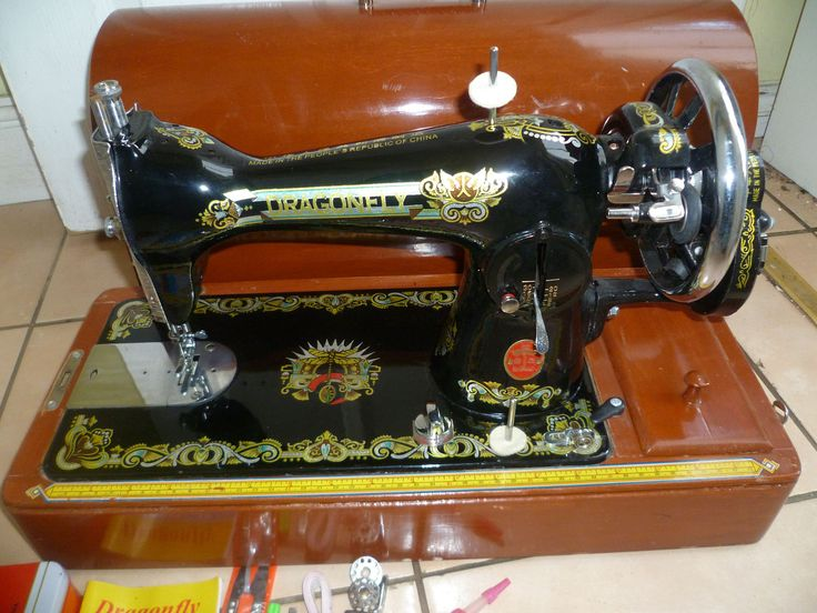 Winselmann Sewing Machine Serial Numbers
