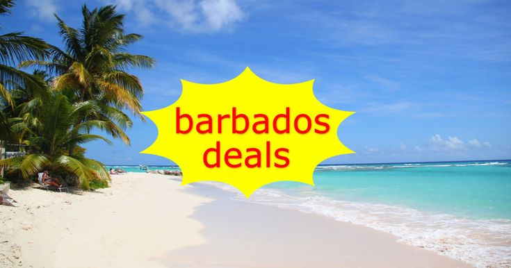 Save on your next Barbados vacation with these special offers, deals and packages offered by local hotels, guesthouses, activities, tours, restaurants, car rentals and villas