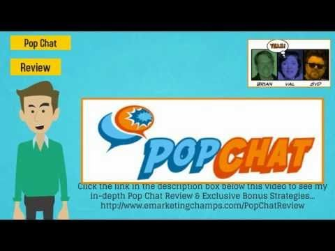Check out this exclusive review of the Curation Hero and Pop Chat and learn about the advantages and dis-advantages of this product -- Chatting software --- https://www.youtube.com/watch?v=urKC997fmM0