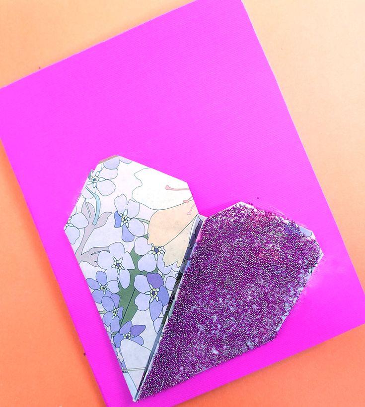 The 25+ best Easy origami heart ideas on Pinterest | Origami heart ...