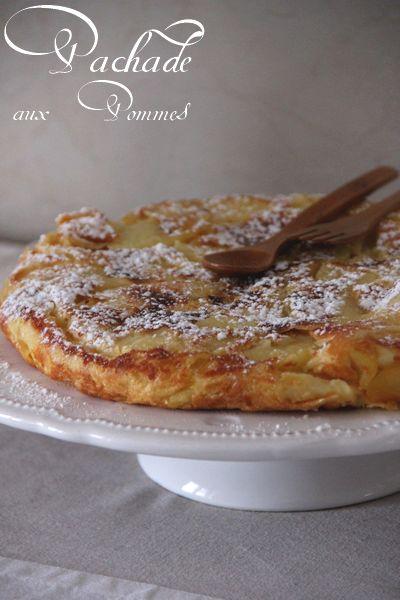 crepe aux pommes 200grammes de lait amande 4 cuil soupe graines de chia et 80gr…
